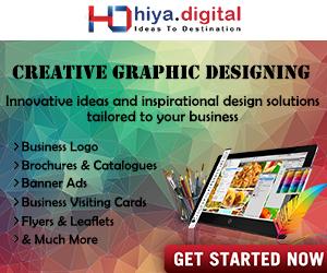 Designing Hiya Digital