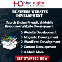 Development Hiya Digital