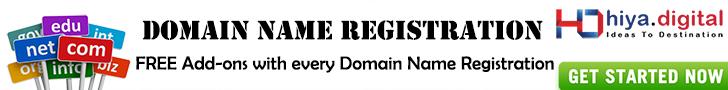 Domain Hiya Digital
