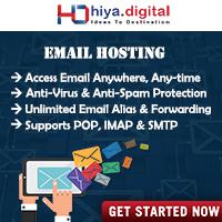 Email Hosting Hiya Digital
