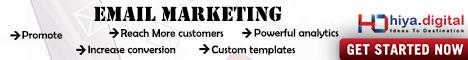 Email Marketing Hiya Digital