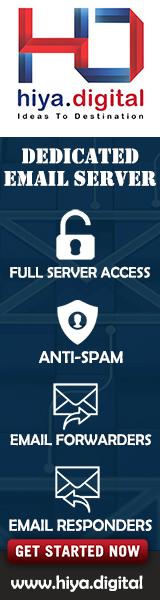 Email Server Hiya Digital