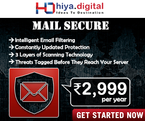 Mail Secure Hiya Digital